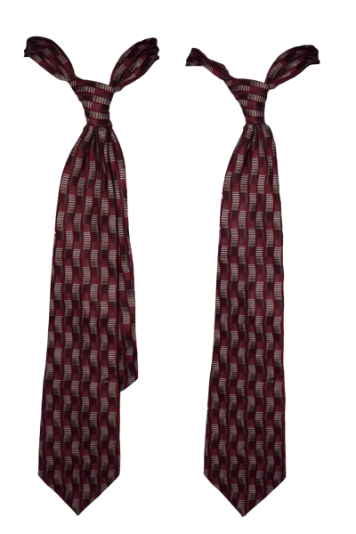 Brown Simple Tie Picture
