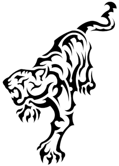 Animale, Tiger, Sumatra Tiger, Tierwelt, Tiger Tattoos Icons Png PNG Images