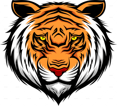 Tiger Head By Bayurip Pictures PNG Images