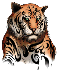 Tiger Tattoo Png Hawaii Pictures