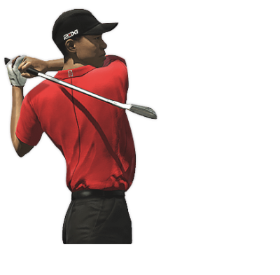 Tiger Woods Transparent Picture