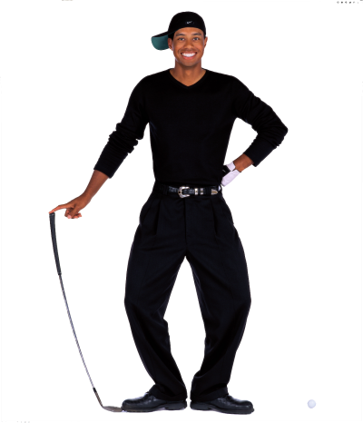 Tiger Woods HD Photo Png PNG Images