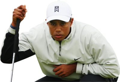 Tiger Woods Transparent Image PNG Images