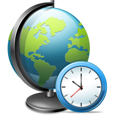 Network Time Large Time Icons Png PNG Images