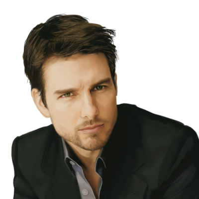 Tom Cruise Free Download PNG Images