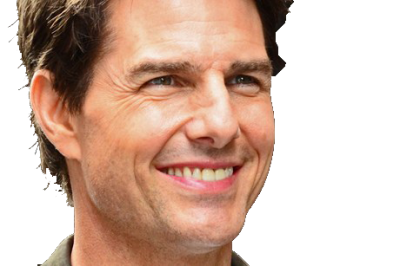 Tom Cruise Face Png PNG Images