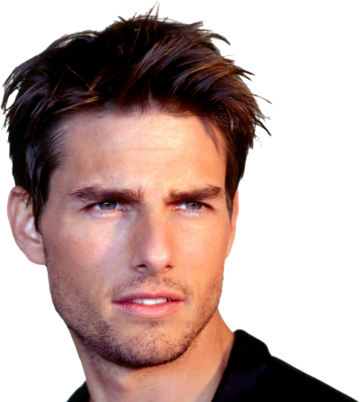 Tom Cruise Face PNG Icon PNG Images
