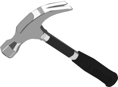 Hammer Tool Clipart At Photo PNG Images