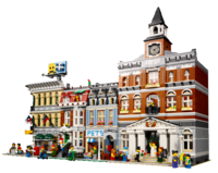 Town Hall Transparent Background