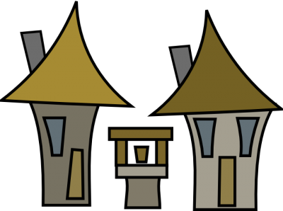 Town PNG Clip Art PNG Images