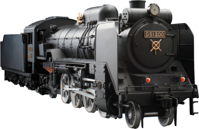 Train Cut Out PNG Images