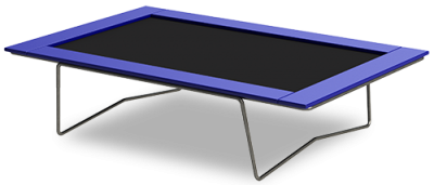 Rectangular Trampolines For Sale Picture PNG Images