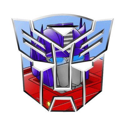 Transformers Optimus Prime Best Logo PNG Images