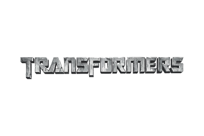 Transformers Silver Logo HD Image PNG Images