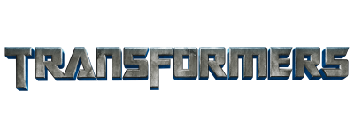 Transformers Text Logo Clipart PNG File