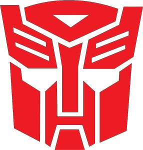 Transformers Logo Head Clipart Transparent