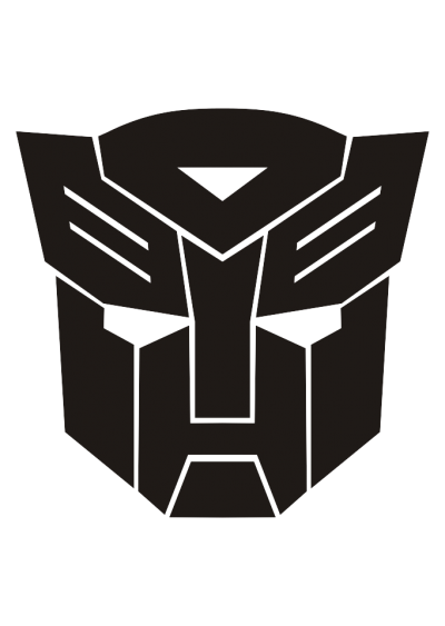 Transformers Logo Clipart PNG Photos