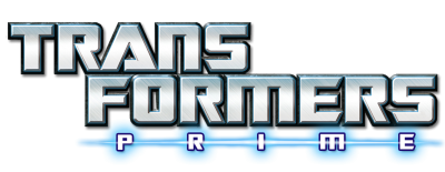 Transformers Prime Logo Cut Out Silver PNG Images