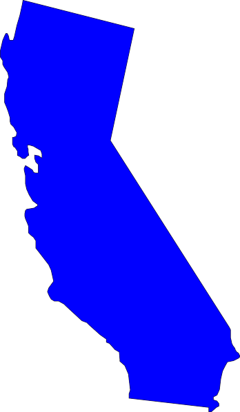 California Dem State Clip Art At Clkerm   Vector Clip Art Online, Royalty Free  Public Domain