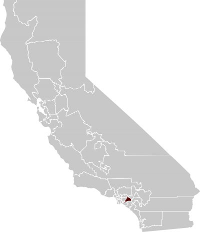 California Map Image