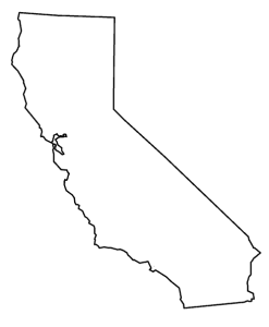 California White Black Png