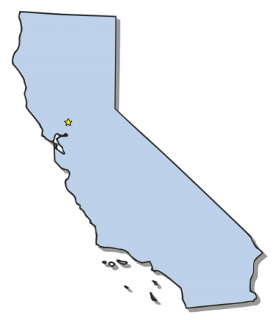 Transparent California Image
