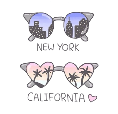 Transparent  New York Vs California
