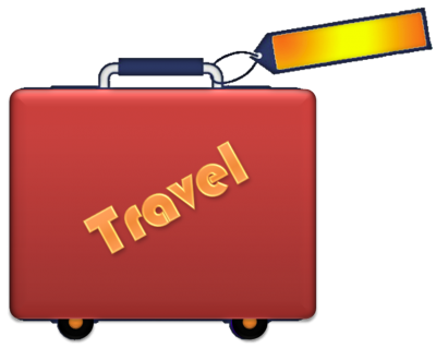 Travel Suitcase Png 18