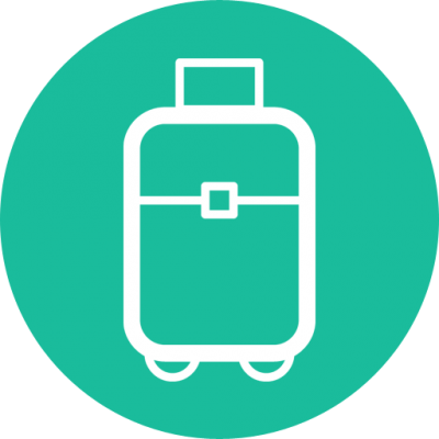 Travel Suitcase Png PNG Images