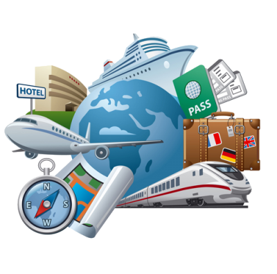 Travel, Tour World Transparent PNG Images