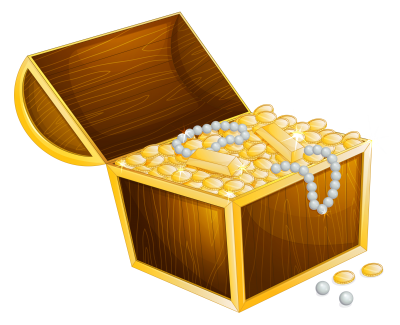 Treasure Chest Clipart Picture PNG Images