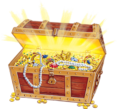 Download TREASURE Free PNG transparent image and clipart