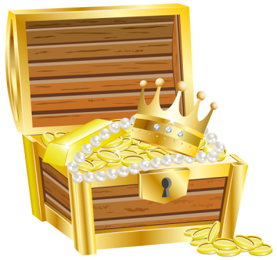 Treasure Chest Clipart Pictures PNG Images