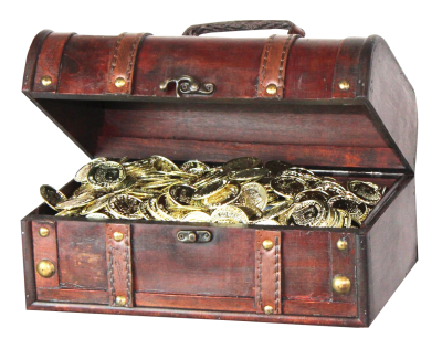 Treasure Chest Png Transparent Pic PNG Images