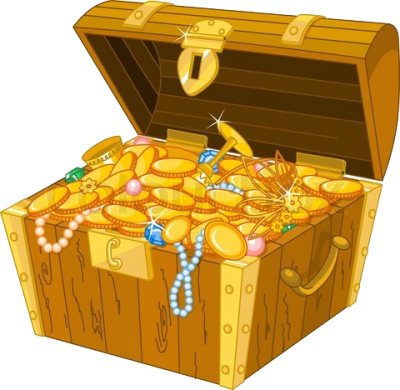 Treasure Png Transparent Images   PNG Images