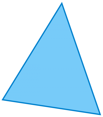 Triangle Vector PNG Images