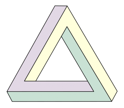 Triangle Free Cut Out