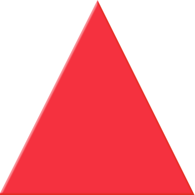 Download Red Triangle PNG Images