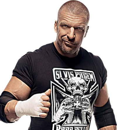 Triple H Free Cut Out PNG Images