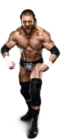 Triple H Vector PNG Images