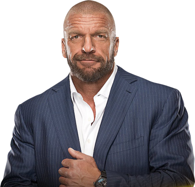 Triple H Transparent Image PNG Images
