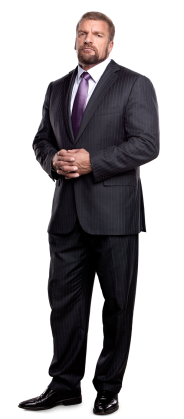 Triple H Png PNG Images