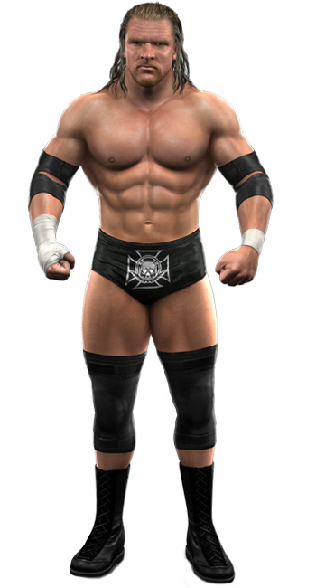Triple H Icon Clipart PNG Images