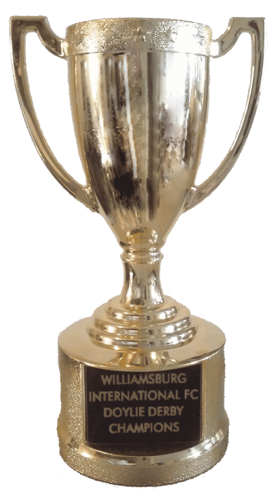 Sliver Golden Trophy Transparent PNG Images
