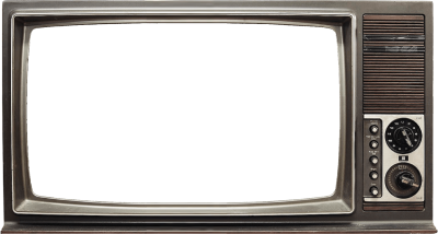 Vintage Tv Transparent Picture PNG Images