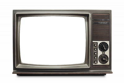Retro Tv Transparent Image PNG Images