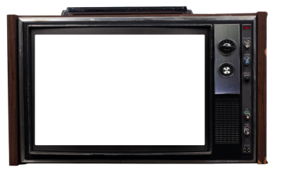Old Tv Background PNG Images