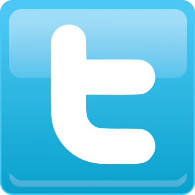 Light Twitter Logo Png Transparent