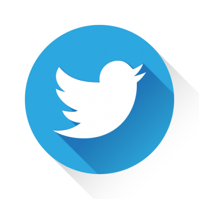 White Twitter Icon Png