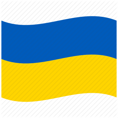 No Background Ukraine Cut Out Flag PNG Images